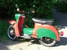 Leis da flórida para scooters 49cc