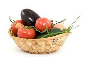 Lista de alimentos alcalinos e alimentos ácidos
