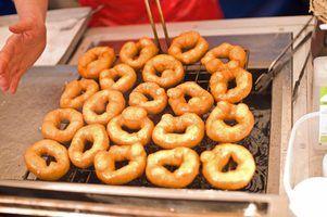 Exemplos de alimentos ricos em gordura