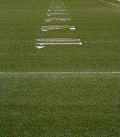 Noções básicas de futebol para crianças