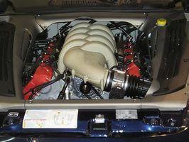 atualizações de desempenho para o Guarda-florestal incluem a adição de um turbocompressor.