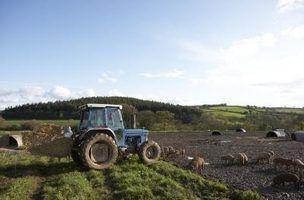 Ford tractores 4000 especificações