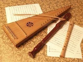 Formas de música durante o período renascentista