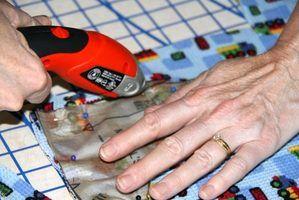 Projetos de costura livre e bordados