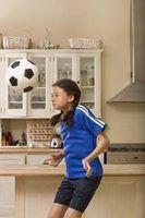 Esportivo francês para crianças