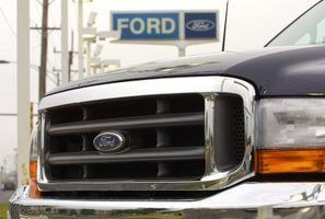 Vazamentos de combustível em caminhões a diesel ford