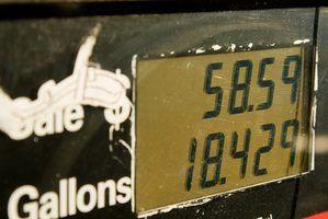 Gás é uma das maiores despesas em possuir um veículo.