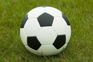 Divertidos jogos de treinamento de futebol para crianças