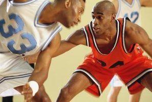 Coisas engraçadas para fazer em jogos de basquete