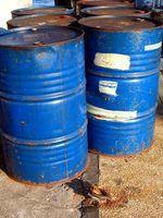 Leis de armazenamento de gasolina