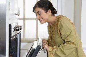 Como disparar cerâmica bisque num forno convencional