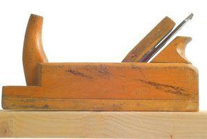 Ferramentas de funcionamento de madeira alemão