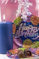 Ideias do presente para o aniversário de uma menina de 18 anos de idade