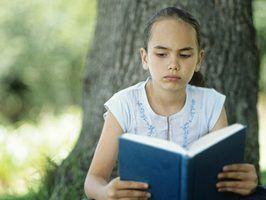 Bons livros para ler durante 12 anos de idade