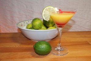 Boas bebidas frutados álcool