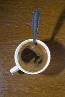 Especiarias de café gourmet