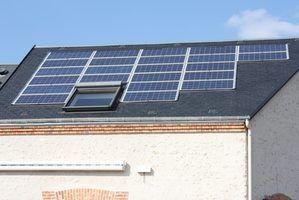 Os incentivos do governo para painéis solares