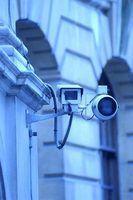 Bolsas para câmaras de vigilância bairros seguros