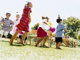Jogos de partido brutas para as crianças
