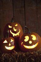 Parábolas de halloween para a juventude