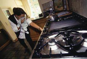 Efeitos nocivos de um vazamento de gás em sua casa
