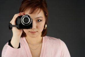 Câmaras de vídeo hd que disparam 24 fps