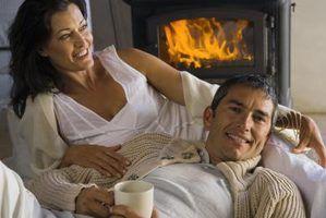 Máximas fogões a lenha eficiência para uso doméstico