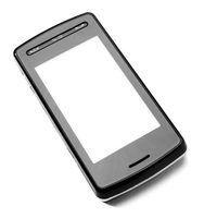 História de smartphones