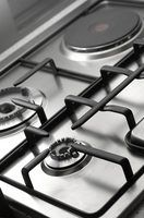 Remédios caseiros para fogões de limpeza