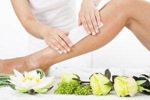 Remédios caseiros para depilação