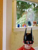 Batgirl homemade idéias do traje do dia das bruxas