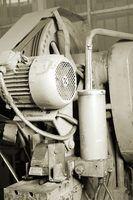 Gerador diesel caseiro