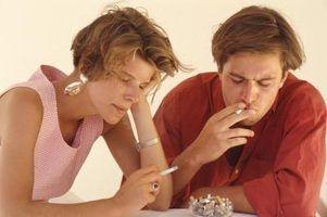 Dispositivos caseiros fumadores