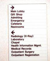 Ideias hospital loja de presentes