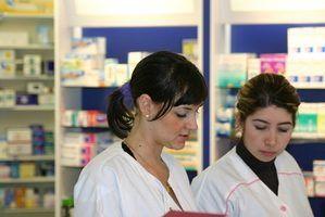 Requisitos técnico de farmácia hospitalar