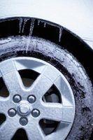Como eu posso colocar as rodas de chevy em um ford?