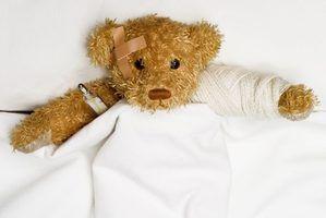 Como faço para instalar bedrails na cama de hospital?