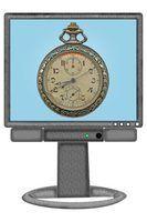 Como faço para solucionar um relógio laptop dell que não manter o tempo?