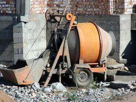 Como faço para apoiar uma fundação parede de cimento?