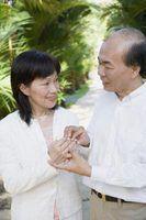 Como é que o casamento afeta habitação pública?