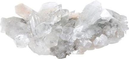 Como é de quartzo extraído?