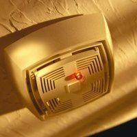 Quanto tempo demora um detector de fumaça piar antes de parar?