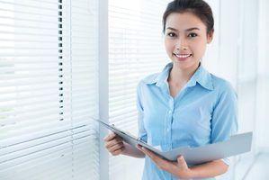 Quanto é que um assistente administrativo fazer?