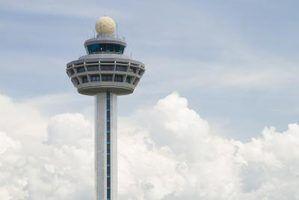 Quanto é que um controlador de tráfego aéreo ganha?