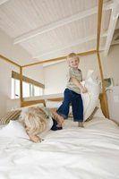 Não importa o tamanho do seu quarto, você pode torná-lo um espaço agradável.