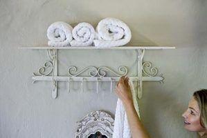 Como anexar prateleiras para drywall