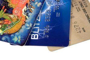 Como se tornar um afiliado do cartão de crédito