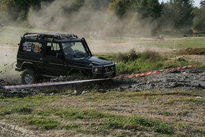 Como construir um caminhão da lama do pântano