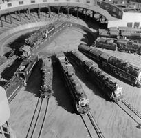 Como construir uma estrada de ferro modelo multinível