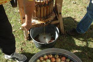 Como construir uma imprensa maçã